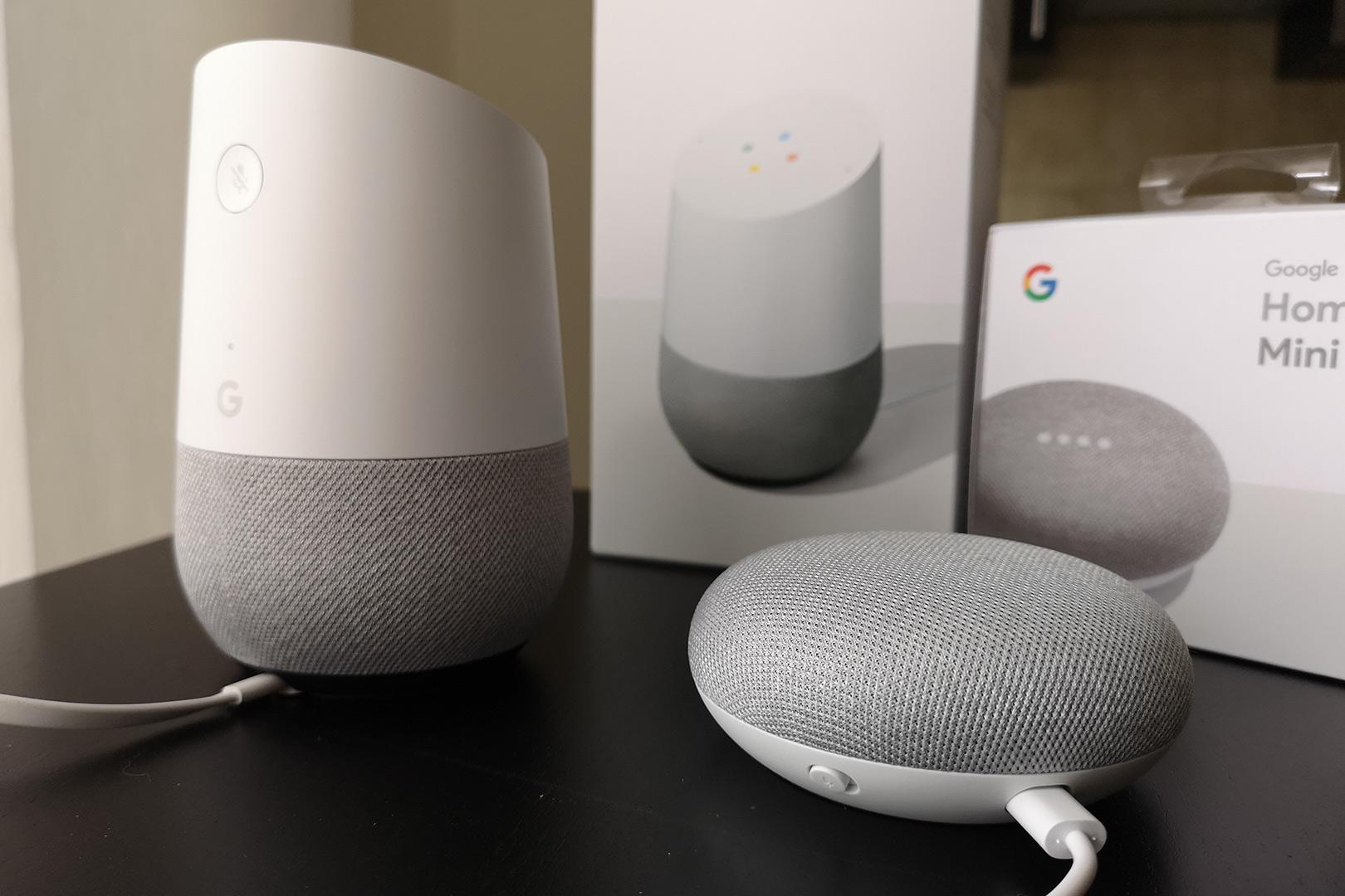 Google Home ha già una delle migliori nuove funzionalità di HomePod Mini